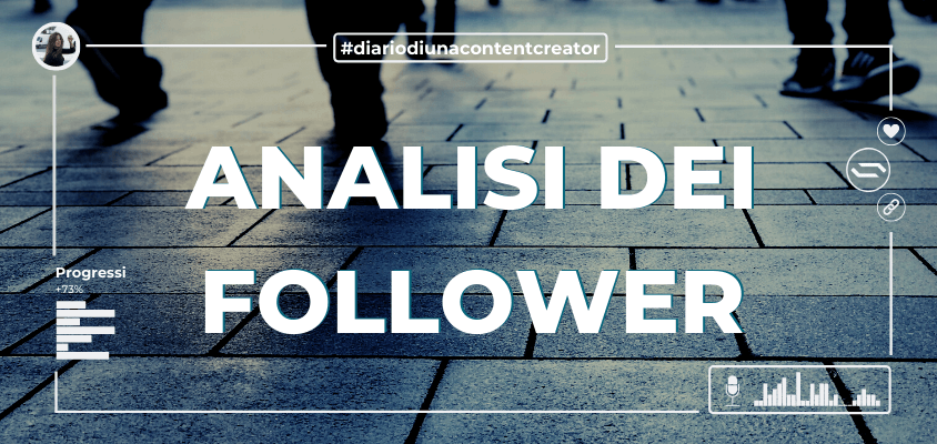 analisi dei follower - Sbam.io