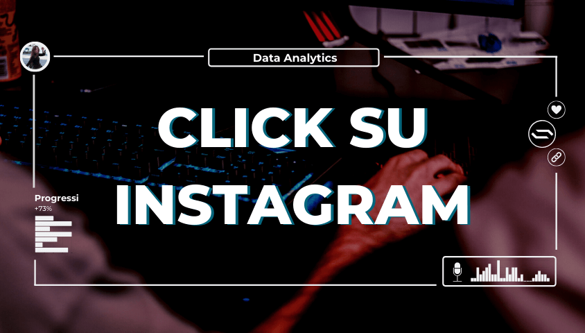 percentuale di click su instagram