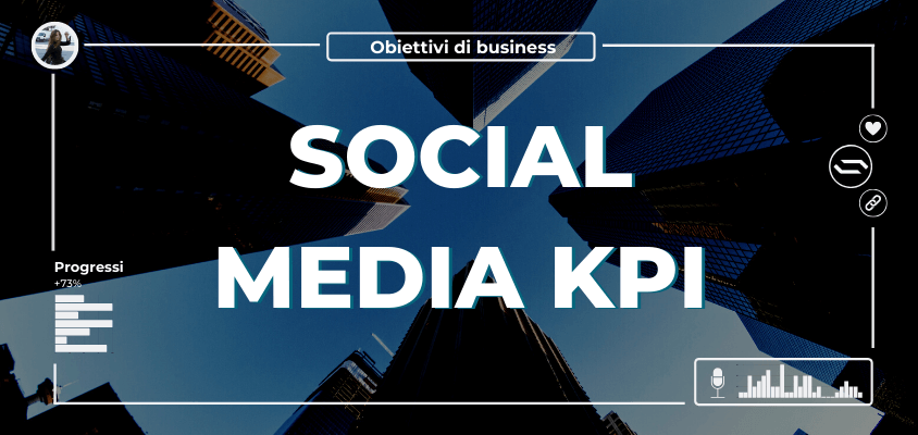Social media KPI - Sbam.io