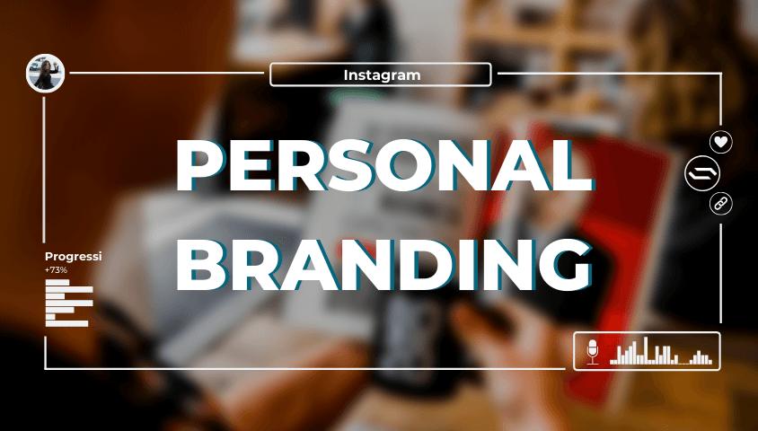 Personal branding su instagram: esempi e definizione - Sbam.io